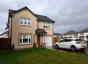 Thumbnail 3 bed detached house for sale in Claudious Crescent, Cambuslang