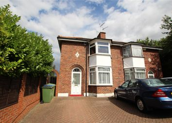 Thumbnail 3 bed semi-detached house for sale in Shornells Way, Abbey Wood