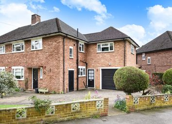 Thumbnail 4 bed semi-detached house for sale in Sitwell Grove, Stanmore