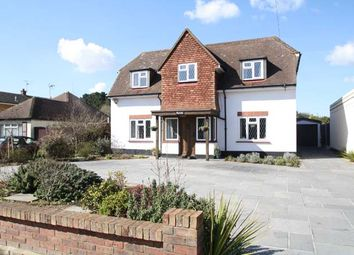 Thumbnail 5 bed detached house for sale in Cardigan Avenue, Westcliff-On-Sea