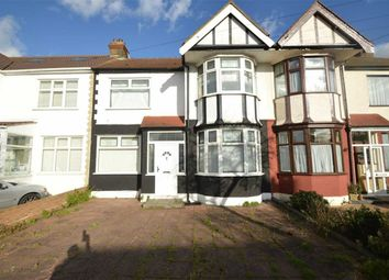 Thumbnail 3 bed terraced house to rent in Widecombe Gardens, Redbridge, Essex