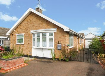 Thumbnail 3 bedroom detached bungalow for sale in 4 Fern Avenue, Oulton Broad, Lowestoft