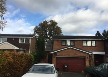 Thumbnail 2 bed flat to rent in Dorridge Road, Dorridge, Solihull