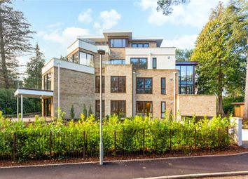 Thumbnail 3 bedroom flat for sale in Martello Road South, Canford Cliffs, Poole, Dorset