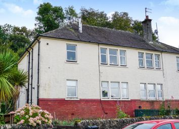 Thumbnail 2 bed flat for sale in Main Street, Inverkip