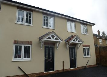 Thumbnail 3 bedroom semi-detached house for sale in Doddington Road, Benwick, March
