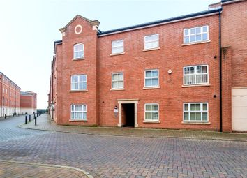 Thumbnail 2 bed flat for sale in Portland Point, Armstrong Drive, Worcester