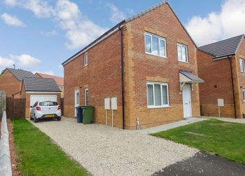 Thumbnail 4 bedroom detached house for sale in Hyperion Way, Newcastle Upon Tyne