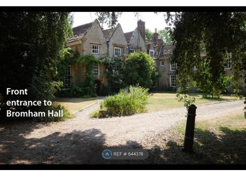 Thumbnail 1 bed flat to rent in Bromham Hall, Bedford