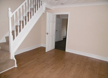 Thumbnail 2 bed terraced house to rent in Harcourt Street, Gwent
