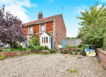 Thumbnail 3 bed cottage for sale in Station Road, Yaxham, Dereham