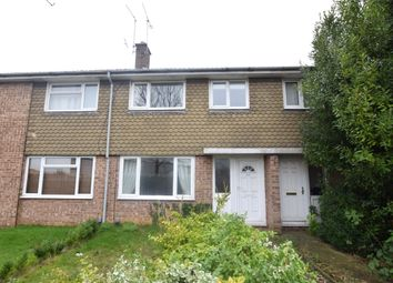 Thumbnail 3 bed terraced house for sale in Linwell Close, Cheltenham, Gloucestershire