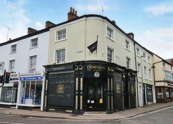 Thumbnail 1 bed flat for sale in Court Yard Workshops, Bath Street, Market Harborough