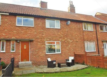 Thumbnail 3 bed terraced house for sale in Lime Walk, Ripon