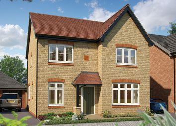 "Thumbnail 4 bed detached house for sale in ""The Aspen"" at Salford Road, Bidford-On-Avon, Alcester"