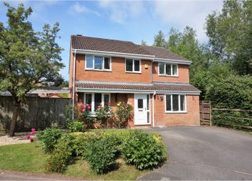 Thumbnail 5 bed detached house for sale in Dalefoot Close, Swindon