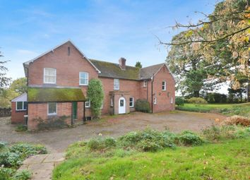 Thumbnail 6 bed detached house for sale in Poltimore, Exeter, Devon