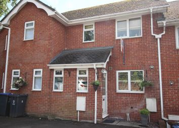 Thumbnail 2 bed terraced house for sale in Wall Hill Court, Leek, Staffordshire