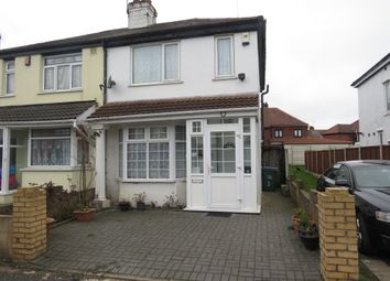 Thumbnail 2 bed semi-detached house for sale in Cranbourne Place, West Bromwich