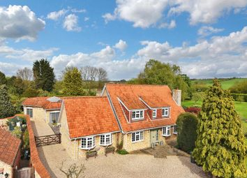 Thumbnail 5 bed detached house for sale in Hall Lane, Welborn