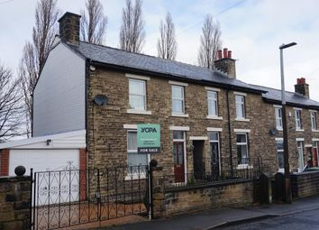 Thumbnail 3 bed end terrace house for sale in Woodside Road, Huddersfield