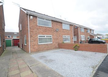 Thumbnail 2 bed semi-detached house for sale in Green Island, Hull, East Riding Of Yorkshire