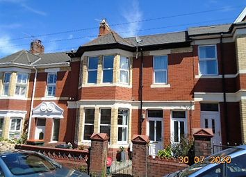Thumbnail 3 bed flat for sale in Richmond Road, Newport