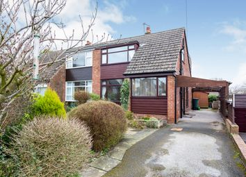 3 bed semi-detached house for sale in Troutbeck Avenue, Forton, Preston PR3