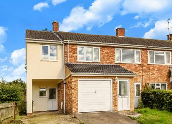 Thumbnail 4 bed semi-detached house for sale in Chalgrove, Oxford