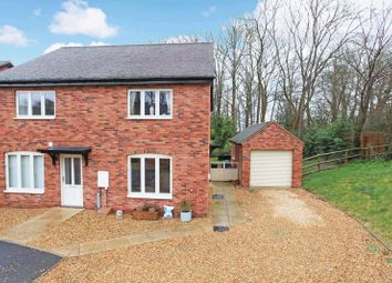 Thumbnail 2 bed semi-detached house for sale in Bright Grove, Broseley
