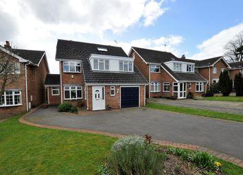 Thumbnail 5 bed detached house for sale in Longlands Lane, Findern, Derby