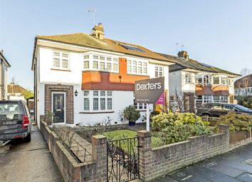 Thumbnail 3 bed semi-detached house for sale in Craneford Way, Twickenham