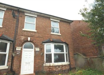 Thumbnail 3 bed semi-detached house for sale in Church Street, Connah`S Quay, Flintshire, 4Ar.