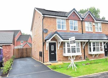 Thumbnail 3 bed semi-detached house for sale in Alexander Close, Chorley