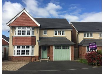 Thumbnail 4 bed detached house for sale in Rhodfa Morgan Drive, Carmarthen