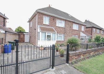 Thumbnail 3 bedroom semi-detached house for sale in Hartside Crescent, Backworth, Newcastle Upon Tyne
