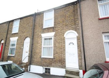 Thumbnail 2 bed terraced house to rent in Mills Terrace, Chatham