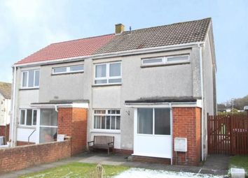 Thumbnail 2 bed semi-detached house for sale in Leven Court, Hurlford, East Ayrshire