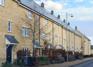 Thumbnail 3 bed terraced house to rent in Elmhurst Way, Carterton, Oxfordshire