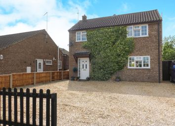 Thumbnail 4 bedroom detached house for sale in Paige Close, Watlington, King's Lynn