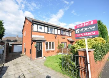 Thumbnail 2 bed semi-detached house for sale in Ribbleton Hall Drive, Ribbleton, Preston, Lancashire
