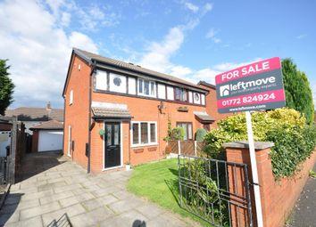 Thumbnail 2 bedroom semi-detached house for sale in Ribbleton Hall Drive, Ribbleton, Preston, Lancashire