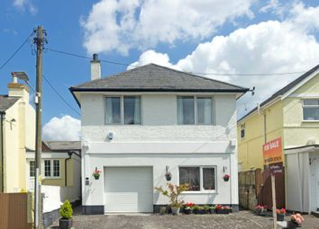Thumbnail 4 bed detached house for sale in Lake Road, Plymstock