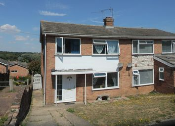 Thumbnail 3 bed end terrace house for sale in Dockfield Avenue, Dovercourt