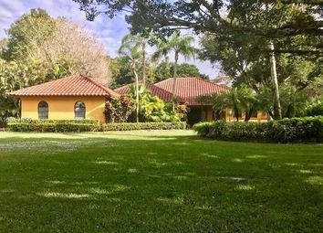 Thumbnail 5 bed detached house for sale in Parkland, Broward County, Florida, United States