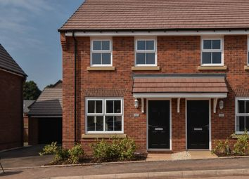 Thumbnail 2 bed semi-detached house for sale in Norton Way, Bromsgrove, Bromsgrove