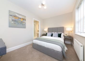Thumbnail 3 bedroom semi-detached house for sale in Central Avenue, Brampton, Huntingdon