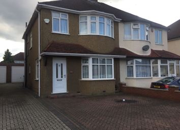 Thumbnail 3 bed detached house to rent in The Chase, London