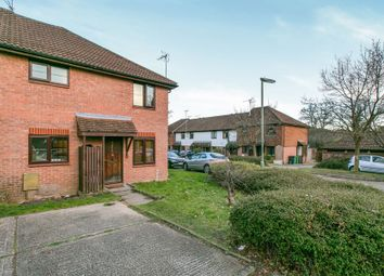 Thumbnail 1 bed terraced house to rent in Heather Mead, Frimley, Camberley