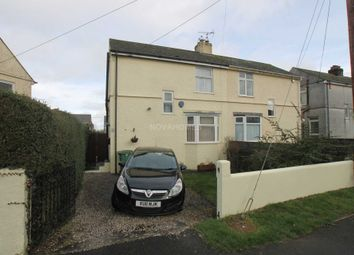 Thumbnail 2 bed semi-detached house for sale in Queens Road, Higher St Budeaux